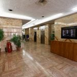 Wilson Plaza Lobby
