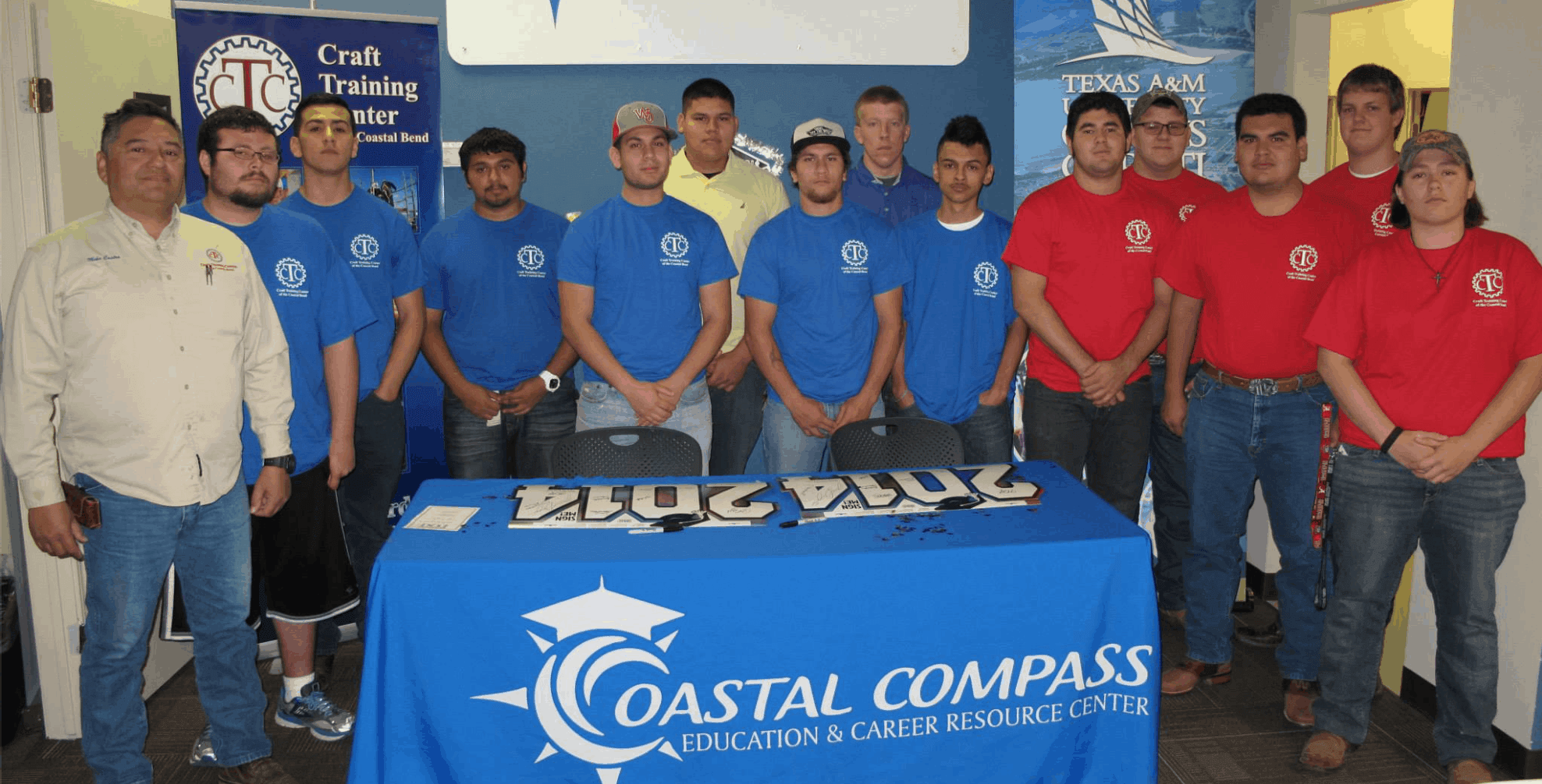 Craft Training Center at Coastal Compass