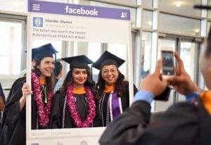 Islander Graduation Photo