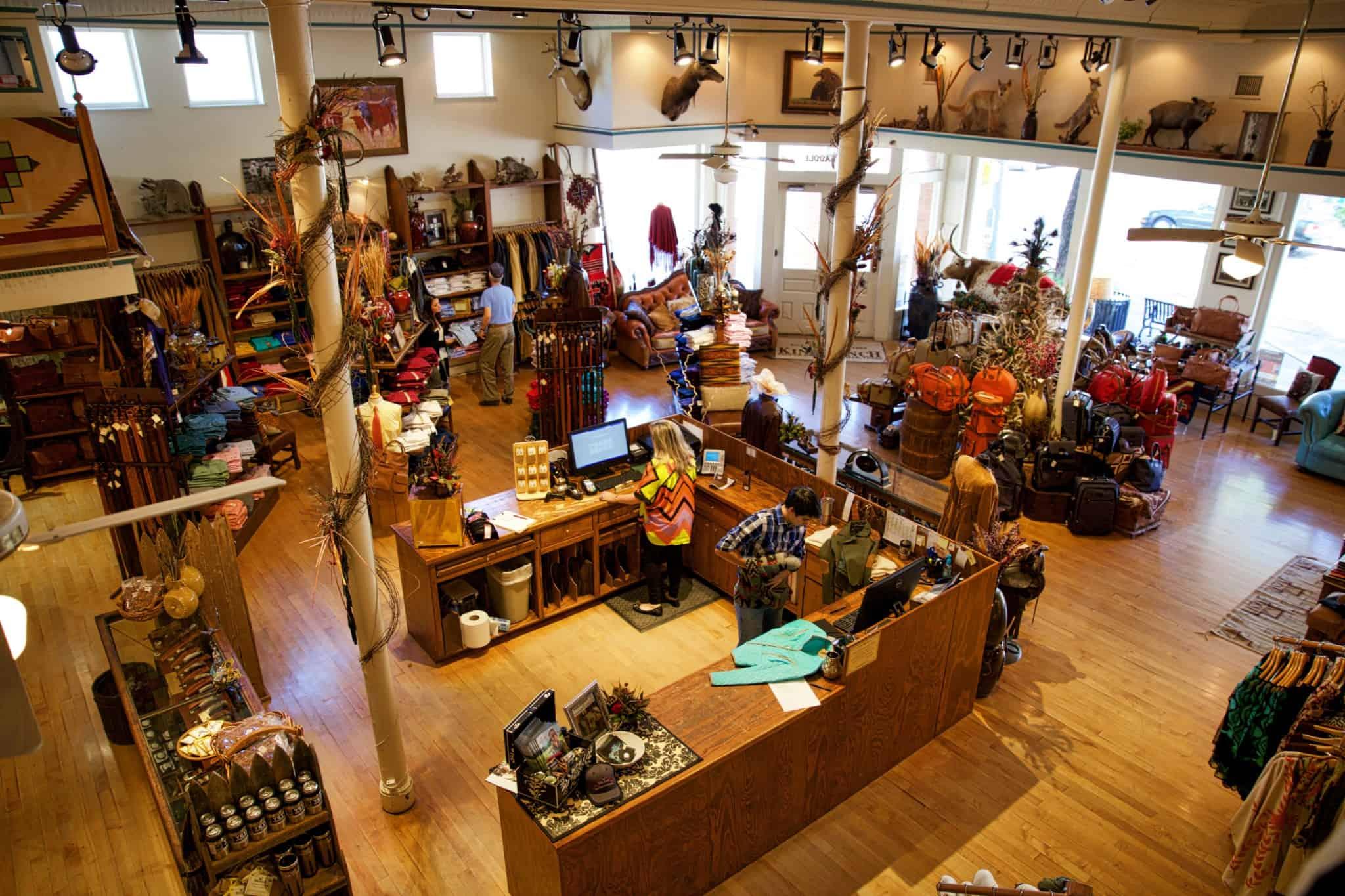 King Ranch Saddle Shop