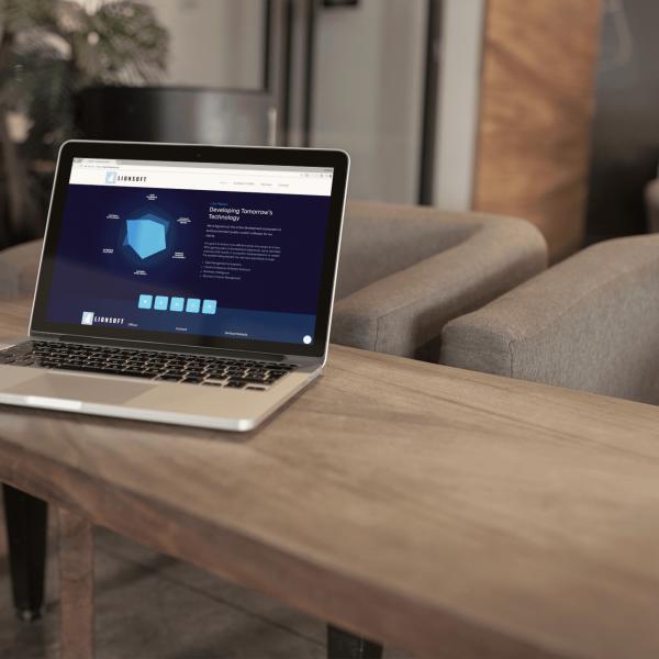 LionSoft Website